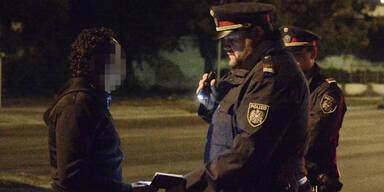 Drogenlenker Polizeikontrolle