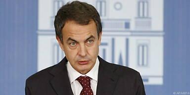 Druck auf Spaniens Premier Zapatero wächst