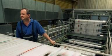 Drucker wollen einheitlichen KV im Grafischen Gewerbe