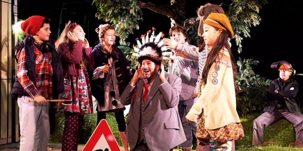 Opern-Hit für Kinder an der Staatsoper