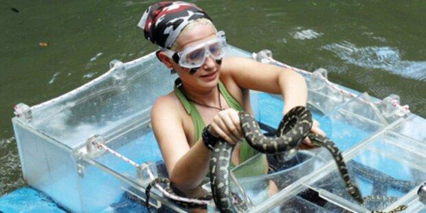 Sarah: Vom Totalausfall zur Dschungel-Queen