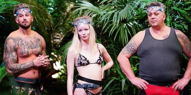 Dschungelshow: Austro-Zicke Zoe mit Kreisch-Anfall