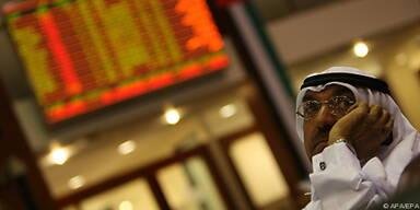 Dubai-Börse stürzte ab