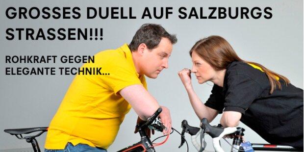 """Dieses Wochenende: """"Salzburger Rad-Frühling"""""""