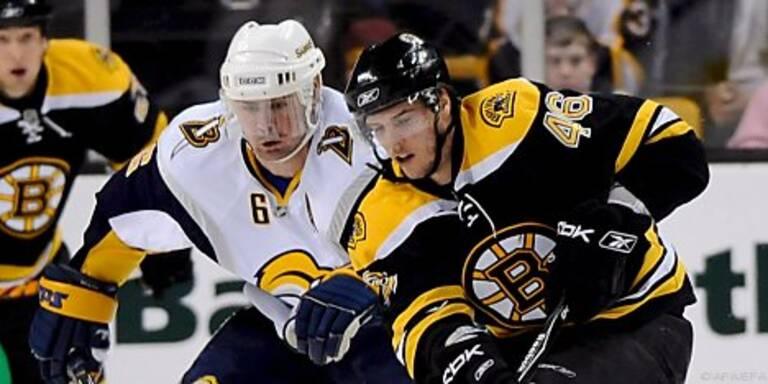 Duell der Divisions-Rivalen Buffalo und Boston