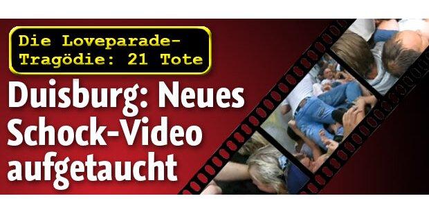 Neues Schock-Video von Loveparade