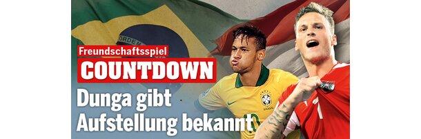 1:2 - Österreich verpasst Sensation knapp