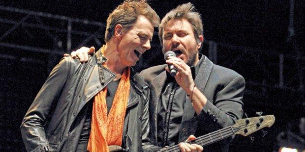 Duran Duran rocken in Wien