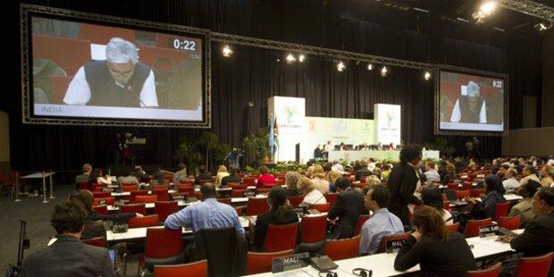 Klima-Konferenz in Durban auf der Kippe