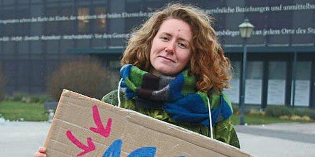 Umwelt-Aktivistin übernimmt Volksbegehren