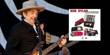 Alle Alben von Bob Dylan in einem Paket