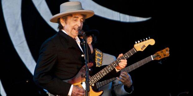 Bob Dylan kommt nach Österrech