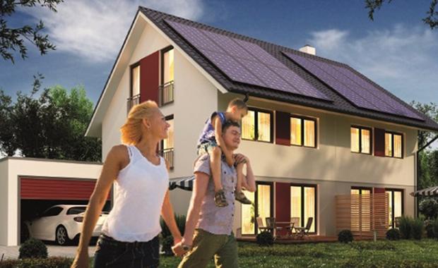E-Marke - ADV - Channel E-Marke - Familie, energieautarkes Haus - Bild 2
