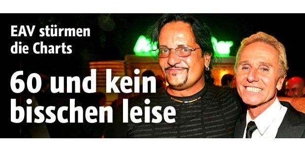 """Pop-Oldies feiern sich als """"neue Helden"""