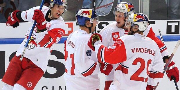 Salzburg fordert Finnlands Meister