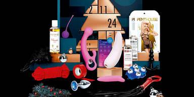 Gewinnspiel: Sextoy-Adventskalender
