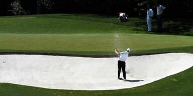 Golf-Star mit unglaublichem Blackout