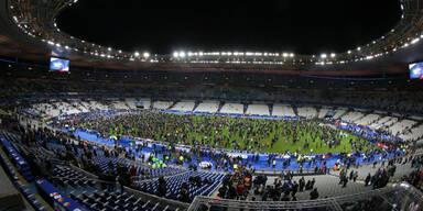 Paris-Terror: EM-Absage kein Thema