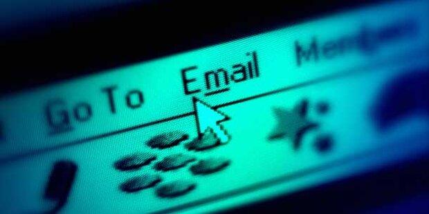 Polizei warnt vor falschen E-Mails