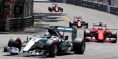 Rosberg triumphiert in Monte Carlo