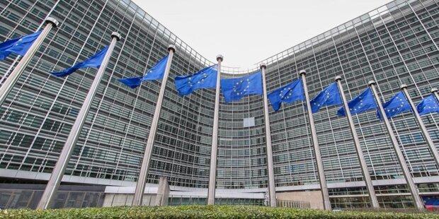 Bomben-Alarm: EU-Gebäude geräumt