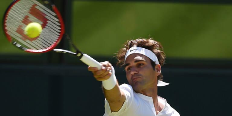 Souveräner Auftakt von Federer & Nadal