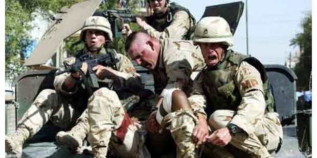 US-Offensive im Irak - Al Kaida vor Attacke