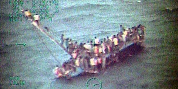 Flüchtlings-Drama im Urlaubs-Paradies