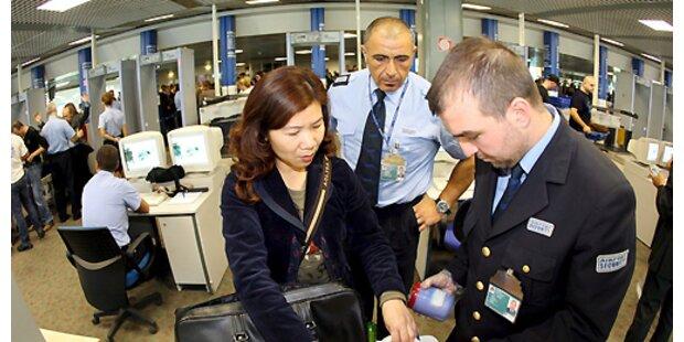 Fingerabdruck künftig bei Ausreise aus den USA