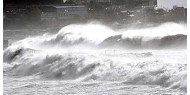 Jährliche Mega-Überflutungen drohen