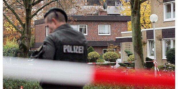Wilde Schüsse in islamischem Zentrum