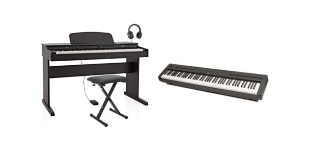 E-Pianos vergleichen und kaufen