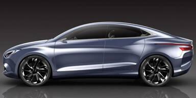Dreiste Mercedes- Kopie aus China