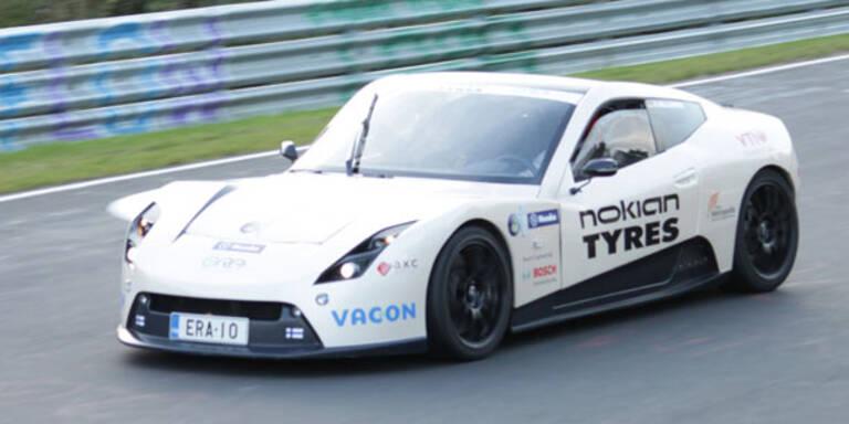 ERA stellte Rundenrekord für E-Autos auf