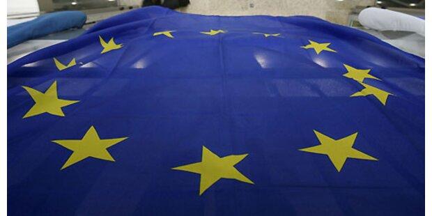 Ein Viertel will aus EU austreten