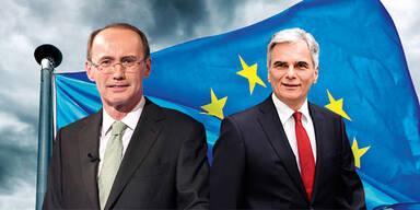 EU-Top-Jobs für Karas & Faymann?