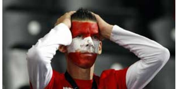 Euro-Fußball beschert Privatsendern Seherflaute