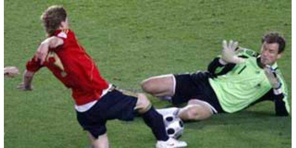 Dem EURO-Finale blieb TV-Rekord verwehrt