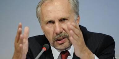EZB-Rat Ewald Nowotny