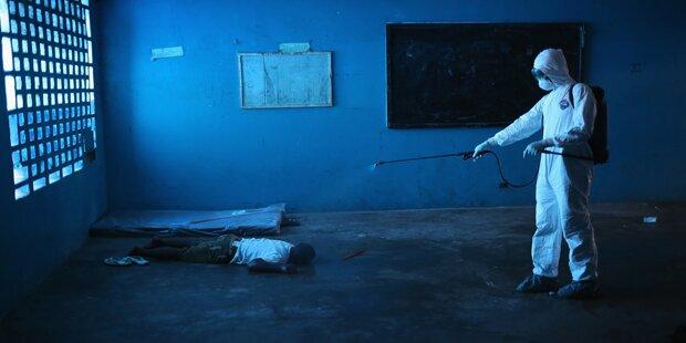 Ebola: USA wollen 3.000 Soldaten entsenden