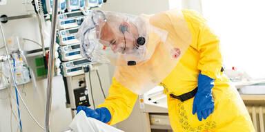 Ebola-Alarm in Wiener Spital