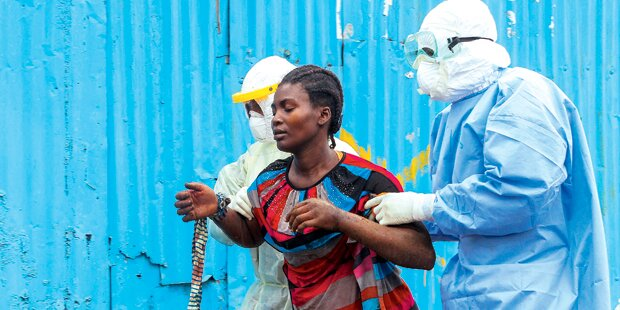Ebola: WHO räumt Fehler ein