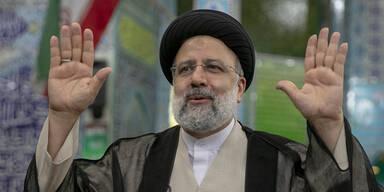 Hardliner Raisi gewinnt Präsidentenwahl im Iran