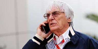 Formel 1: Aufstand gegen Big Boss Ernie