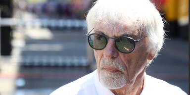 Ex-Formel-1-Boss Ecclestone mit 89 Jahren nochmals Vater