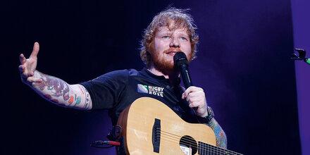Ed Sheeran verärgert Naturschützer