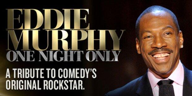 Comedy Central feiert Murphy mit Special