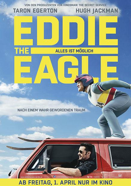 Eddie the Eagle: Sympathischer Verlierer