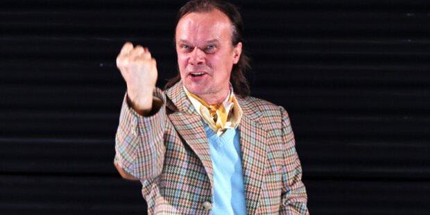 Mime Edgar Selge schoss auf Kollegen