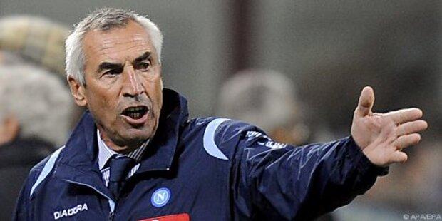 Reja übernimmt Traineramt bei Lazio Rom